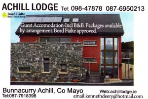 B&B Achill Lodge